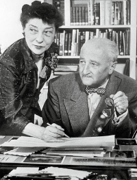 Elizebeth and William Friedman