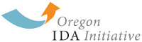 Oregon IDA Initiative logo